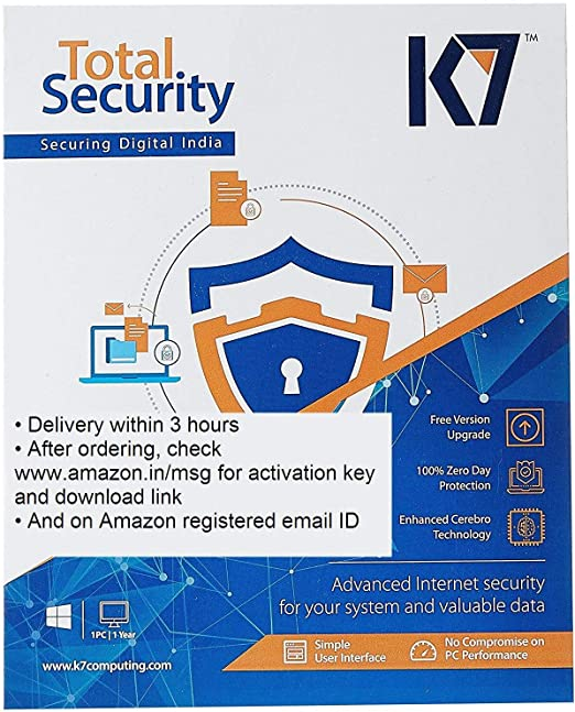 k7 total security free download for 1 year