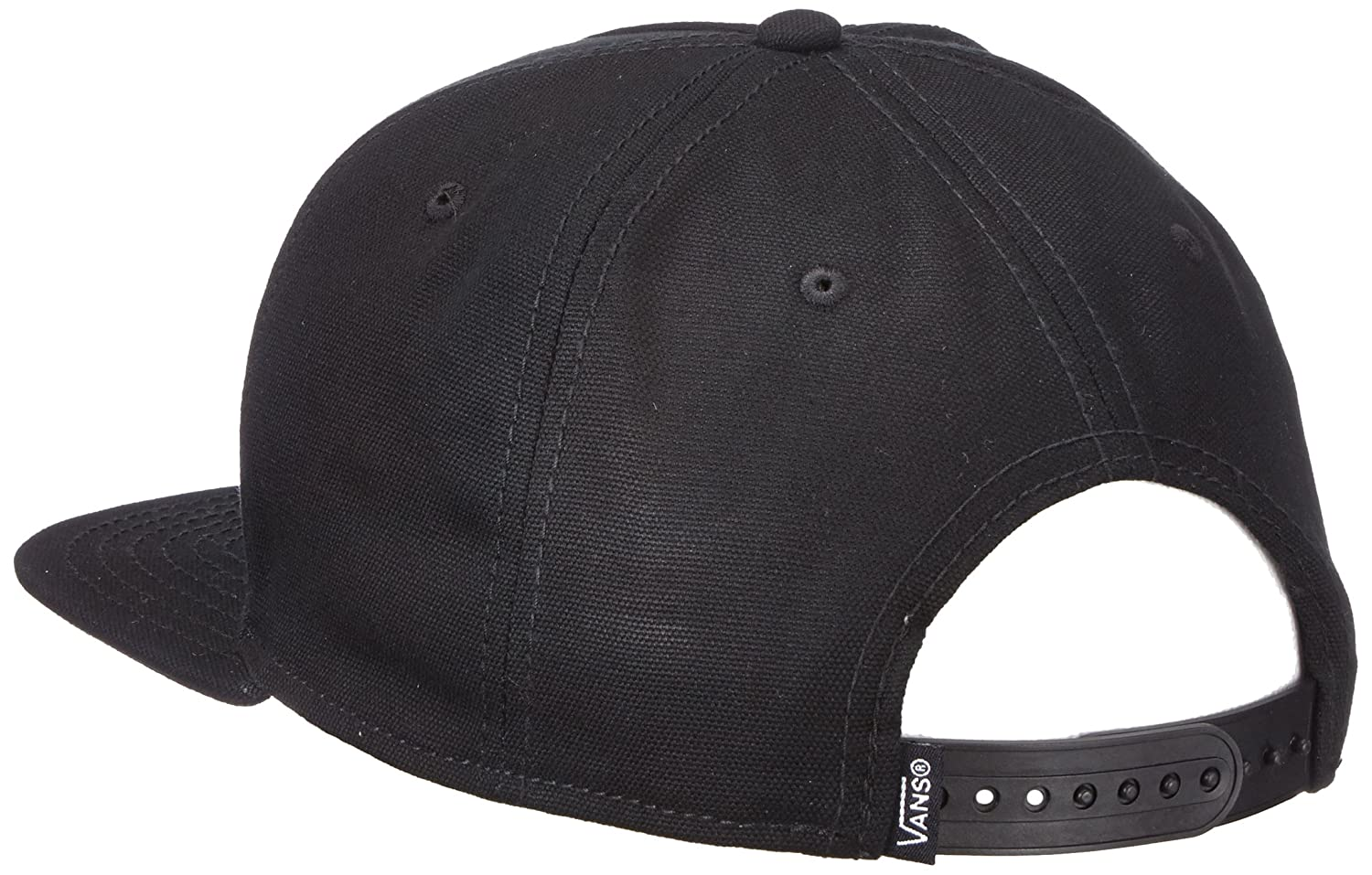 VANS - Vans Hat - Classic Patch - Black - One Size at Amazon Mens Clothing store: Baseball Caps