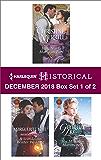Harlequin Historical December 2018 - Box Set 1 of 2
