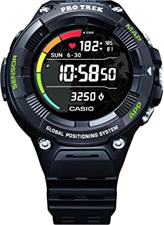 Amazon.com: CASIO Pro Trek Touchscreen Outdoor Smart Watch ...