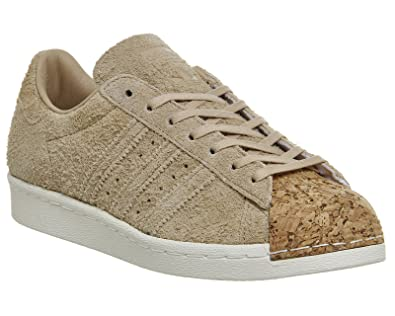 ADIDAS Superstar 80s Cork Damen Sneaker EU 36 2/3 / UK 4 schwarz