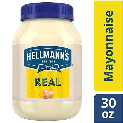 Hellmann's  Real Mayonnaise 30 FO