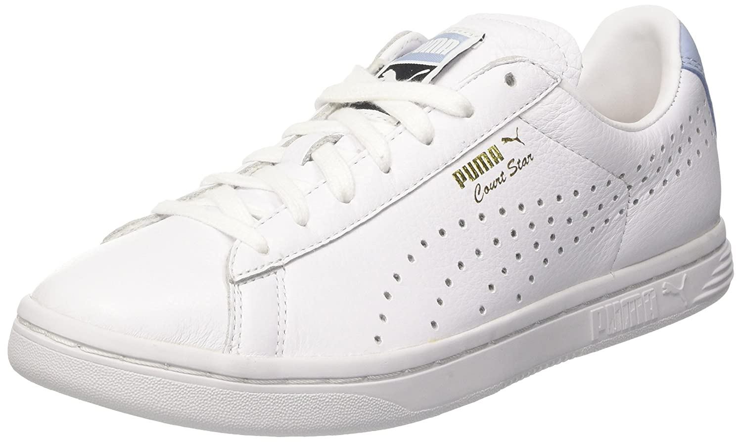 Puma Court Star Nm, Baskets Basses Mixte Adulte, Noir (Black/Black), 46 EU