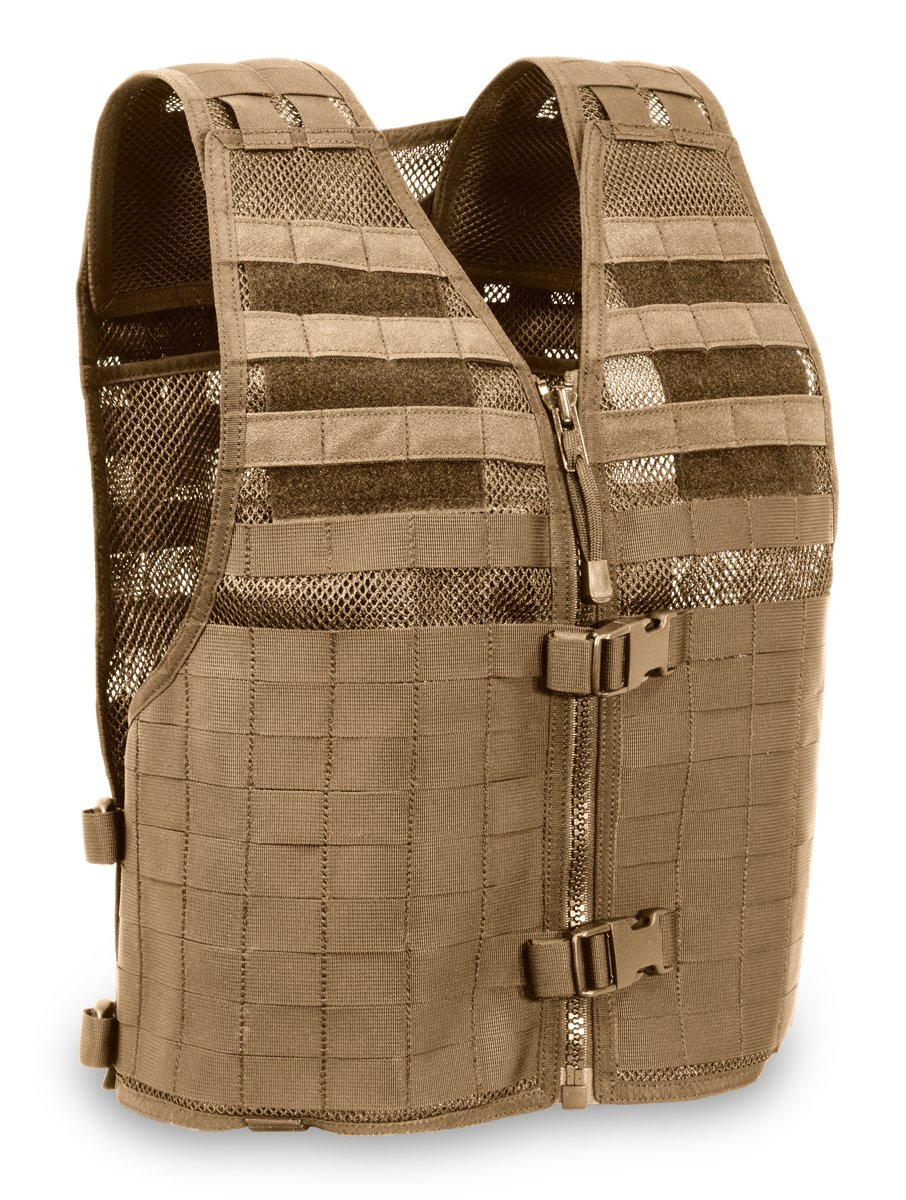 Elite Survival Systems MVP ''Evolve'' Tactical Vest Elite Survival Systems MVP010101-T MVP ''Evolve'' Tactical Vest Coyote Tan by Elite Survival Systems