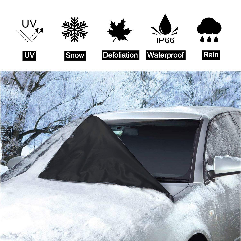 Pantalla Universal Contra El Viento Protector Contra el Hielo Y el Protector Autom/ático Contra El Hielo Protector