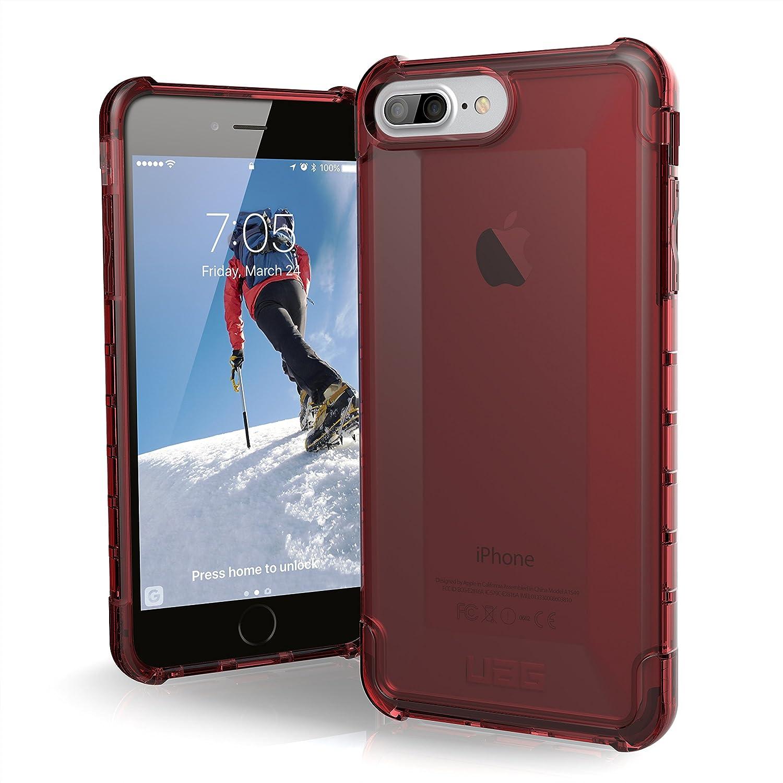 ac45d95dd02 UAG iPhone 8 Plus / iPhone 7 Plus [5.5-inch screen] Plyo [CRIMSON] Case