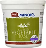Minor's Sauteed Vegetable Base, 16 Ounce