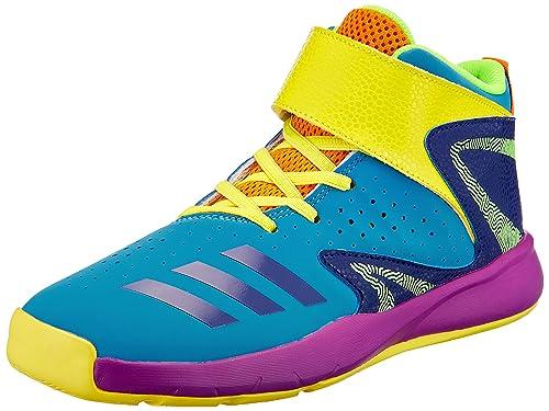 Adidas BB Fun 2 K, Zapatillas de Baloncesto para Niños: Amazon.es: Zapatos y complementos