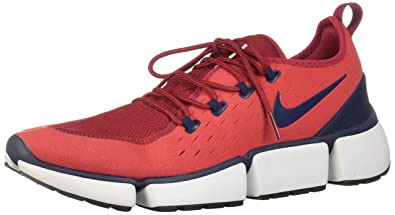 sale retailer f5ae2 3c229 Nike Pocket Fly DM, Chaussures de Fitness Homme, Multicolore Crush/Midnight  Navy/