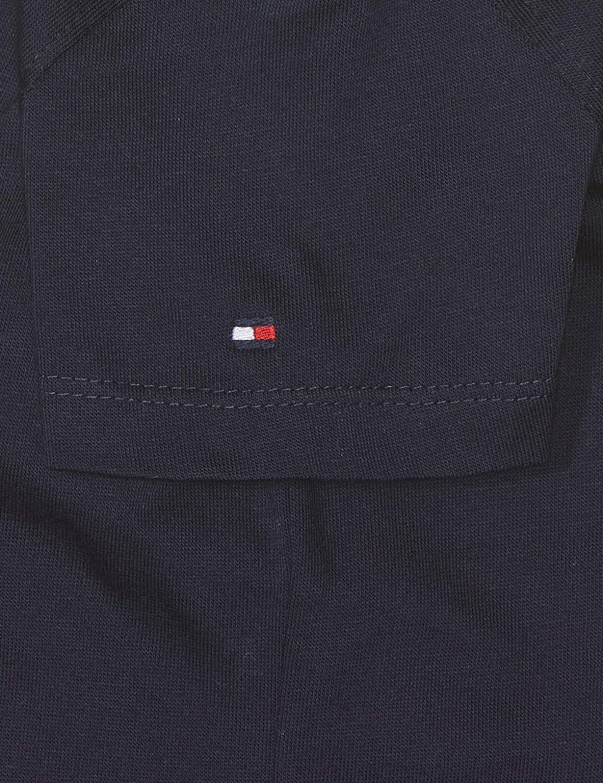 Tommy Hilfiger Essential Graphic Embr Tee S//S T-Shirt B/éb/é gar/çon