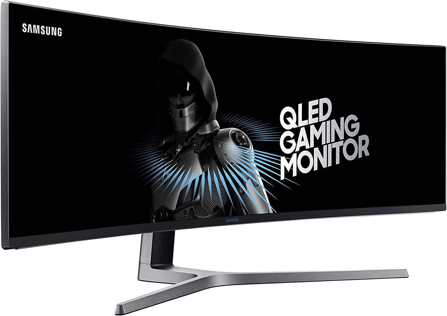 Samsung 49-Inch CHG90 144Hz Curved Gaming Monitor (LC49HG90DMNXZA) – Super Ultrawide Screen