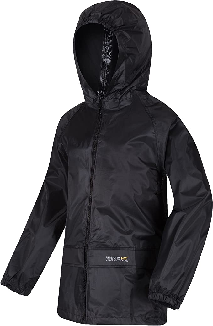All Ages Regatta Childrens Fully Waterproof Jacket