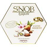 Crispo Confetti Snob Lieto Evento 8 Gusti Assortiti - Colore Bianco - 500g