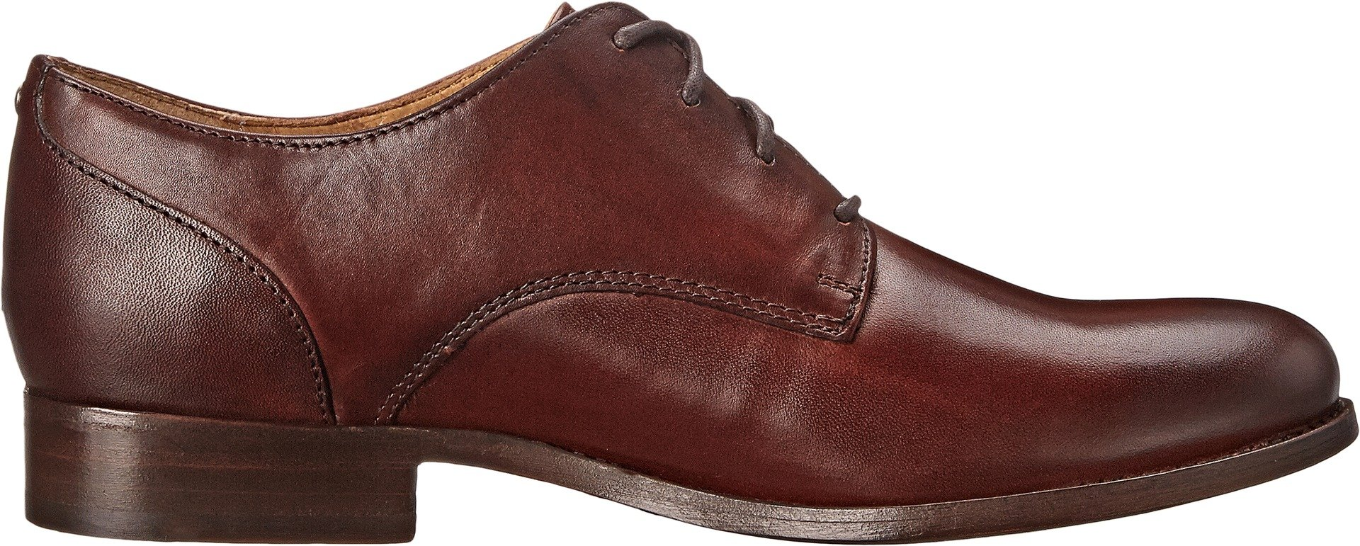 Frye Women's Melissa Oxford Redwood Smooth Vintage Leather Oxford