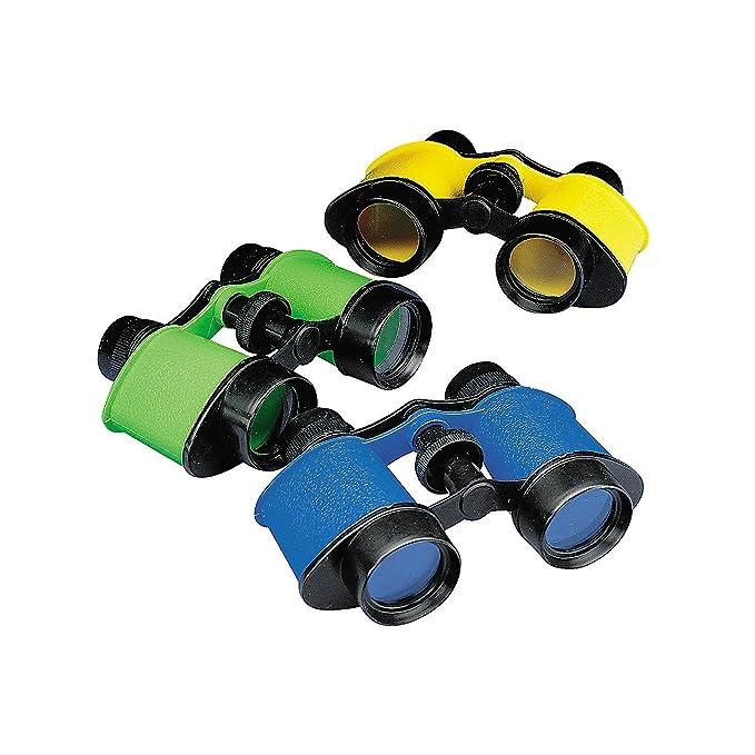 Amazon.com: Fun bc560 Central de plástico Kids binoculares ...