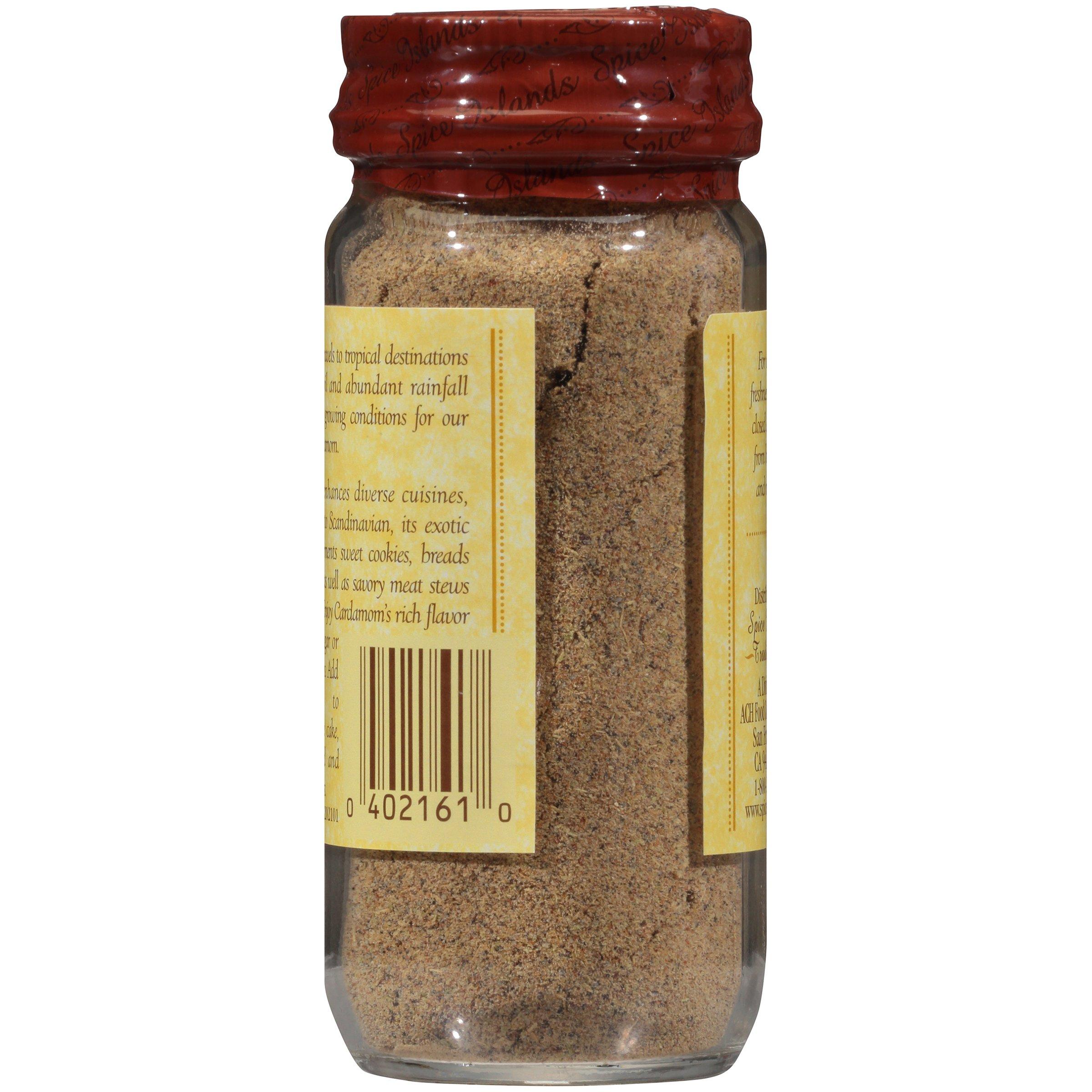 Spice Islands Ground Cardamom, 2 oz by Spice Islands (Image #2)