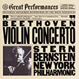 Beethoven: Violin Concerto (CBS Great Performances)