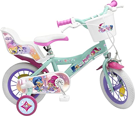 Toim- Shimmer and Shine Bicicleta con pedales (1263) , color ...