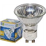 Long Life Lamp Company Halogen Lamp, GU10, 35 Watt, Pack of 10, Energy Class C