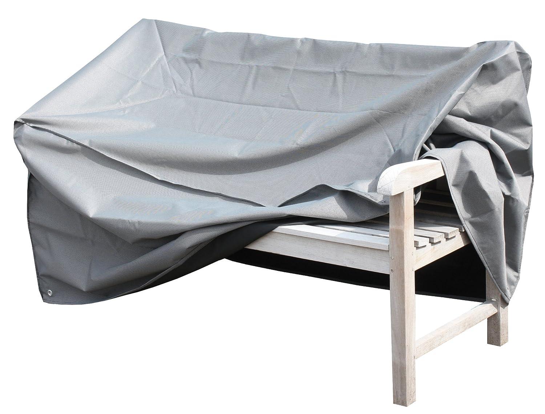 Schutzhülle Gartenmöbel Luxus Abdeckung Gartenbank Schutzhaube Abdeckplane L 130 x 78 x 80 cm CG