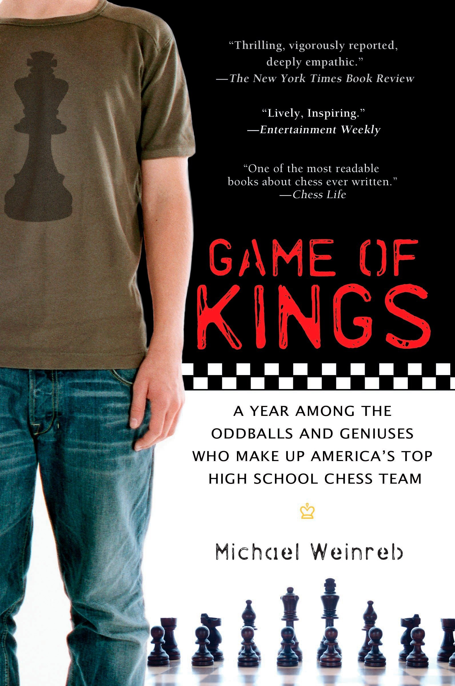 6d27806cce9 Game of Kings: A Year Among the Oddballs and Geniuses Who Make Up ...