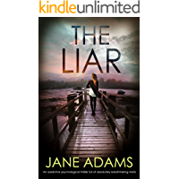 THE LIAR a stunning psychological thriller full of breathtaking twists (Detective Mike Croft Book 4)