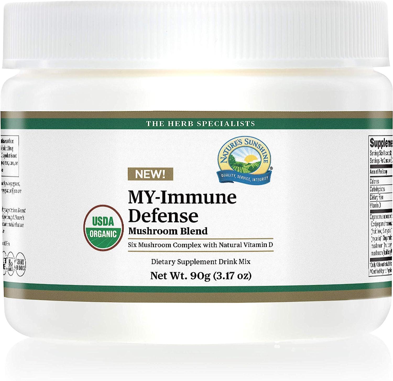 Nature's Sunshine My-Immune Defense, 90 Grams