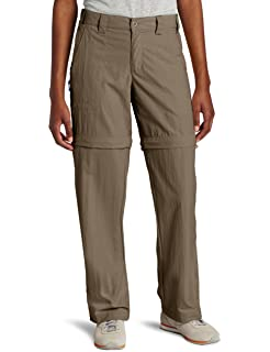 Amazon.com : Columbia Women's Saturday Trail Stretch Convertible ...