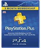 Playstation Plus 90 Day Membership Card (ps3 + Ps4)