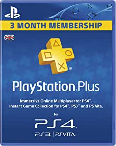 Playstation Plus - 90 Day Subscription Card /PS3