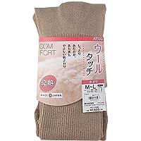 ATSUGI 厚木 COMFORT 羊毛线发热紧身打底裤 相当于400但尼尔