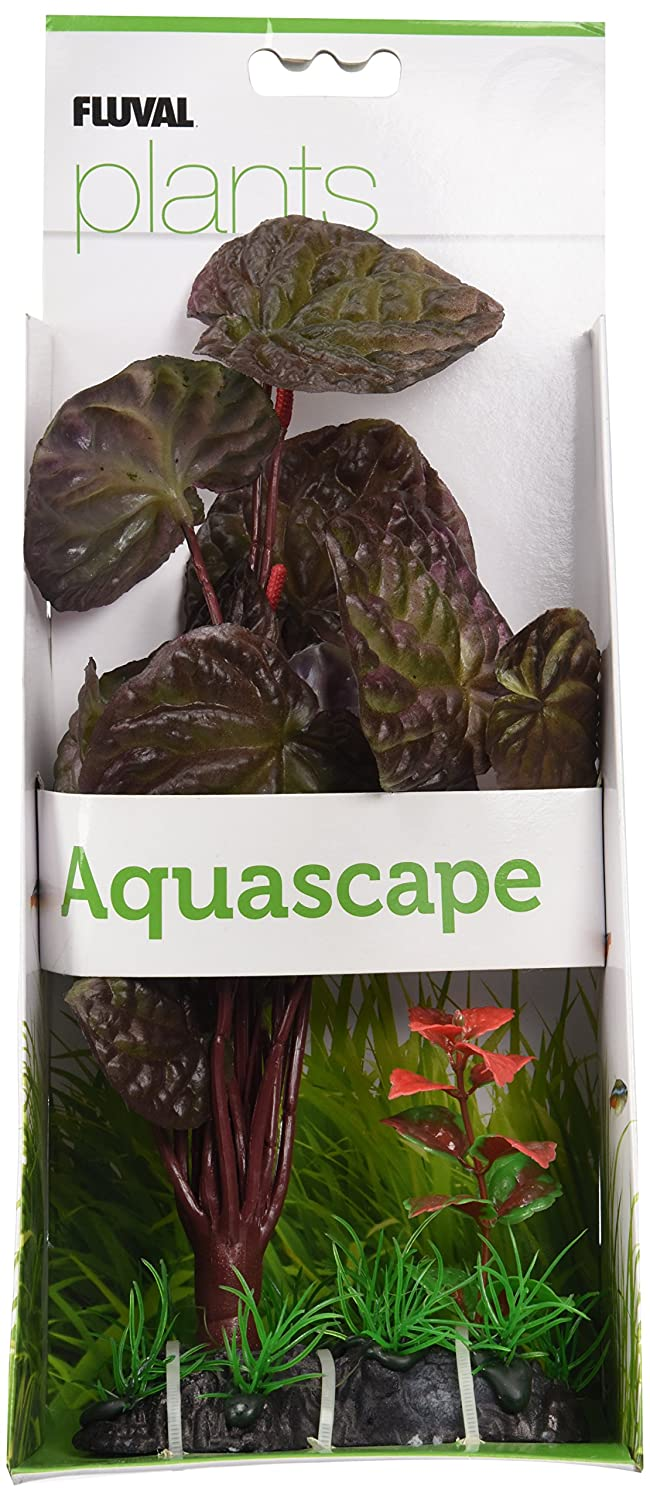 Fluval Lotus Plant, 4 by 5 by 12-Inch, Red