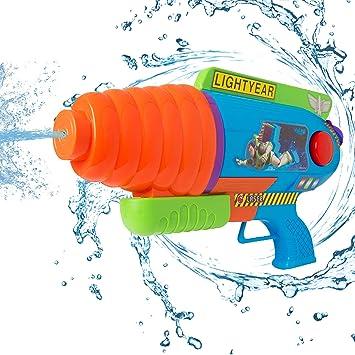 Disney Pistola De Agua Mega Water Blaster Toy Story ...