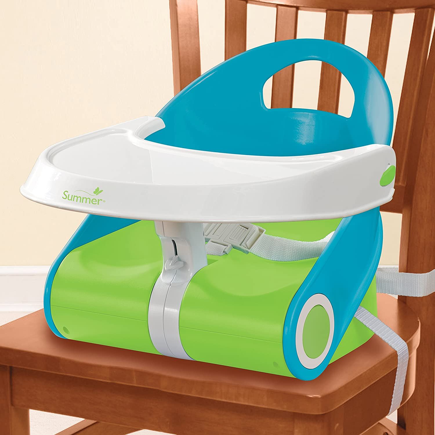 Delicieux Amazon.com : Summer Infant Sit U0027n Style Compact Folding Booster Seat : Baby