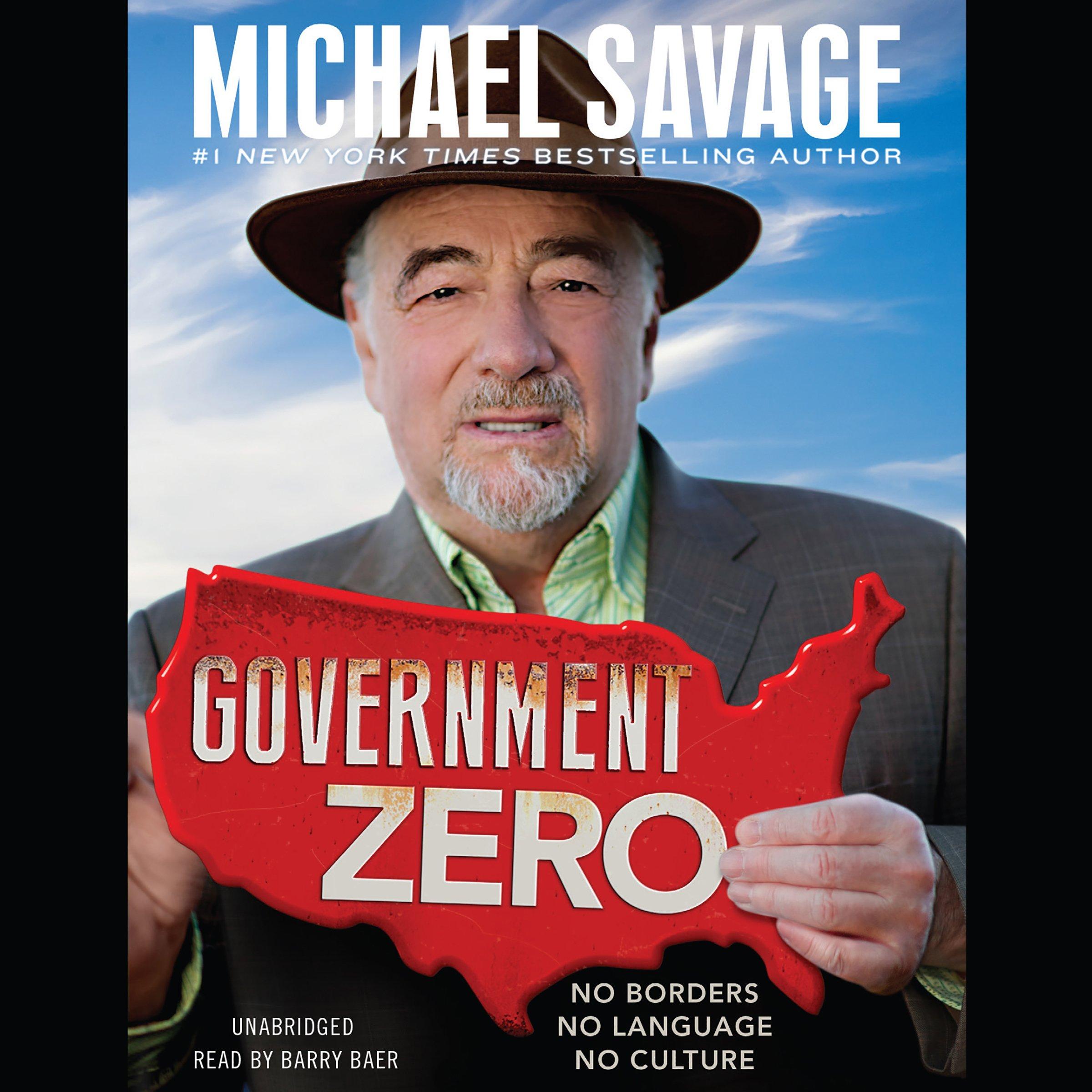 Government Zero: No Borders, No Language, No Culture by Hachette Audio