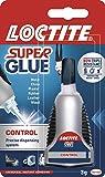Loctite Super Glue Control Liquid - 3 gm