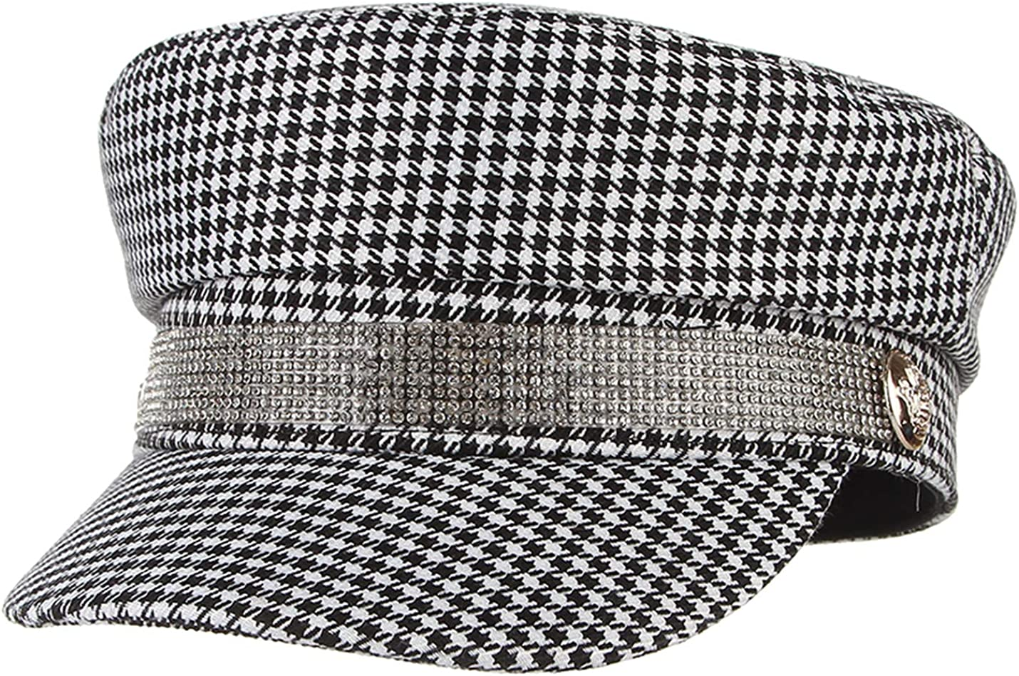 Women Newsboy Hat Vintage...