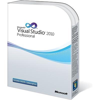 Microsoft Visual Studio 2010 Professional with MSDN Essentials (PC)