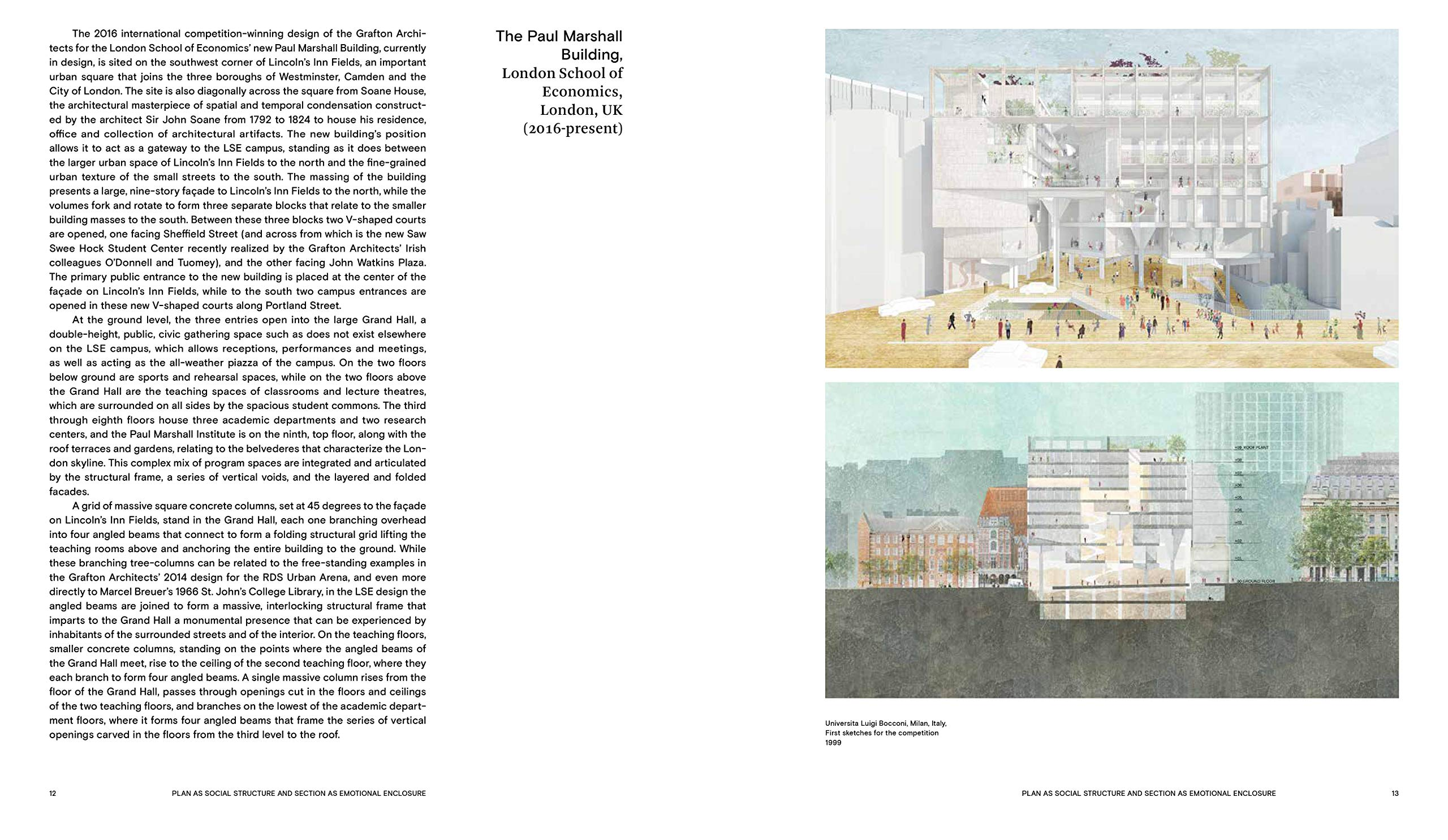 foto de Grafton Architects: McCarter, Robert: 9780714875941: Amazon.com: Books