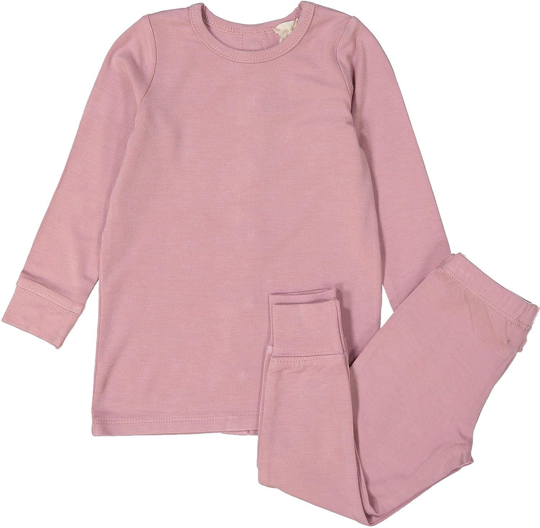 Analogie by Lil Legs Boys Girls Unisex Bamboo Cotton Pajamas