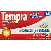 Tempra Tabletas, 500 mg