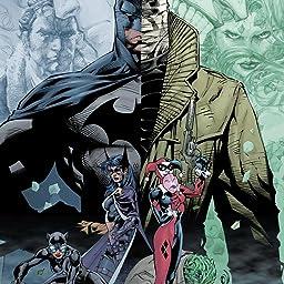 Amazon.com: Batman: Hush (Blu-ray/DVD/Digital): Justin ...