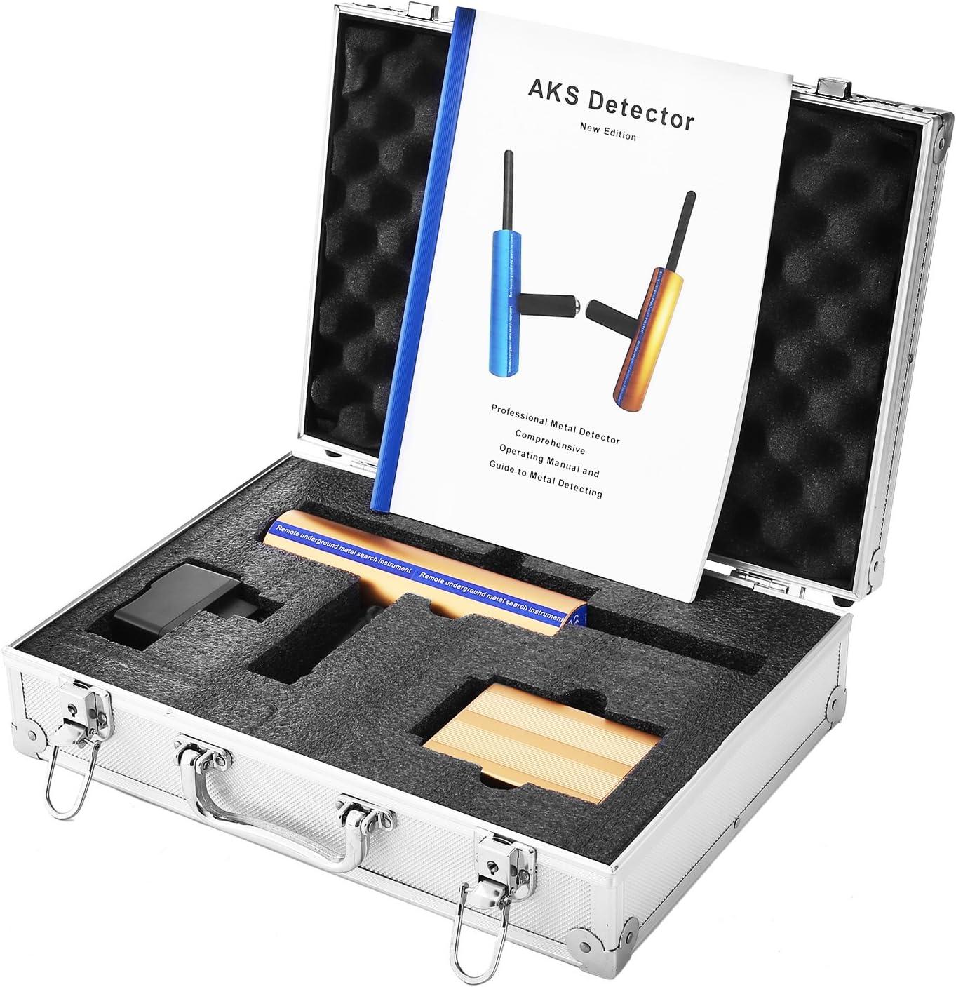 Cueffer 12V Aks Detector de Metales 1000M Detector de Metales ...