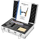 Cueffer 12V Aks Detector de Metales 1000M Detector de Metales Detector de Oro Detector de Metales de Alta Sensibilidad…
