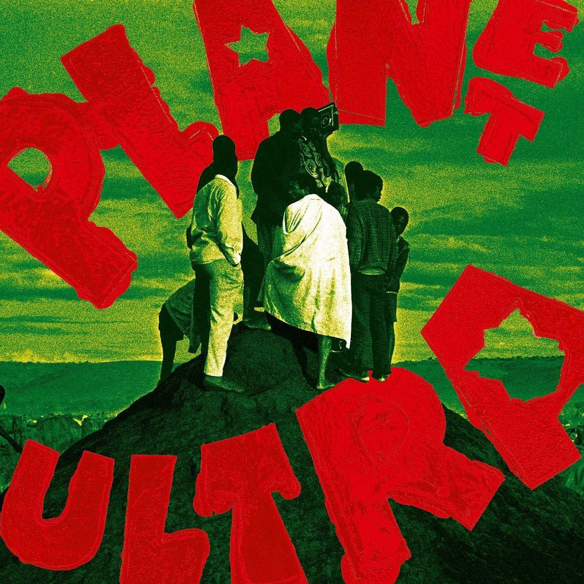 Urban Dance Squad - Planet Ultra (180 Gram Vinyl, Bonus Tracks, Gatefold LP Jacket, Limited Edition, Remastered)
