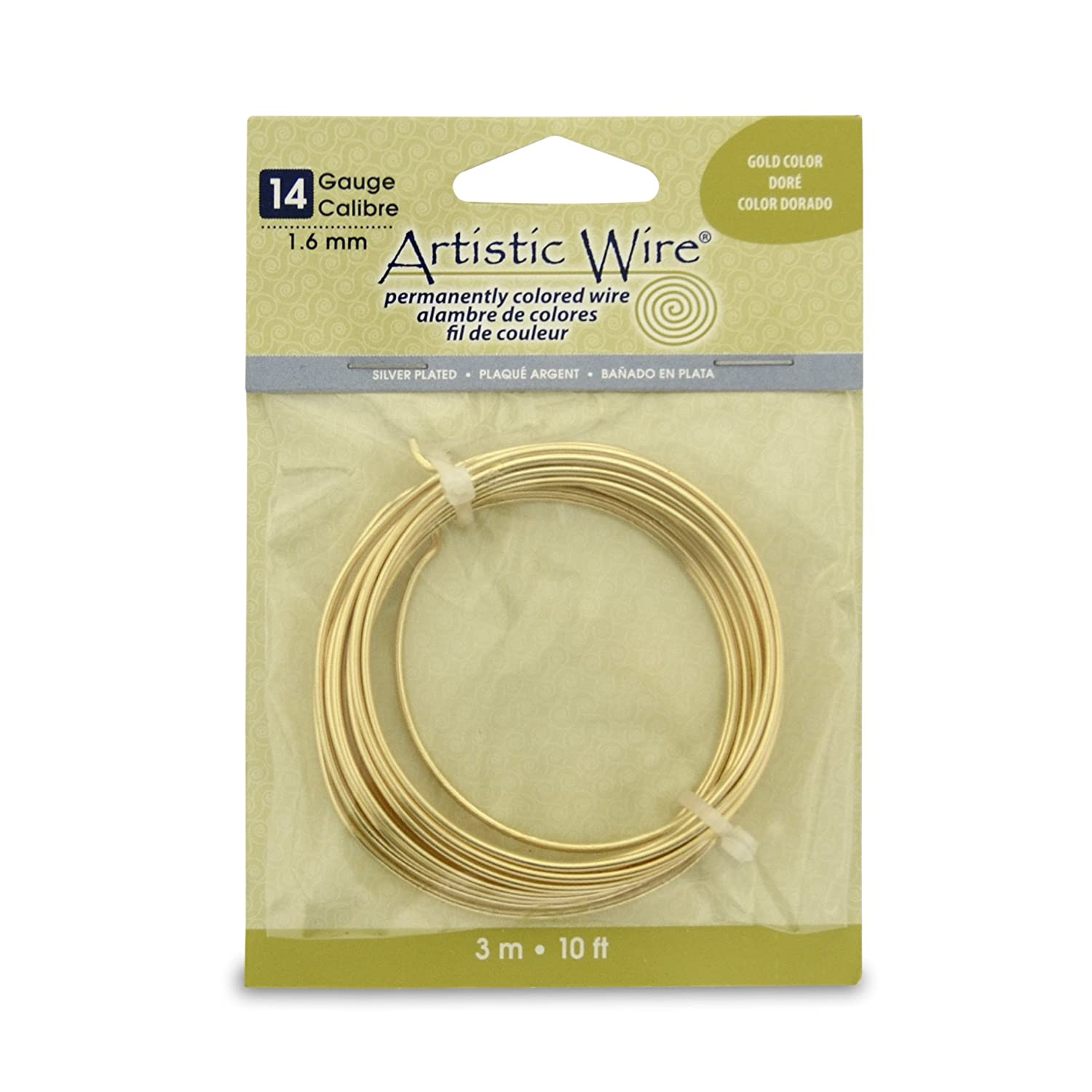 32.8 Feet Aluminum Wire for Craft//Jewelry Making and Wire Sculpting Black, 0.8MM//20 Gauge from Craft Wire