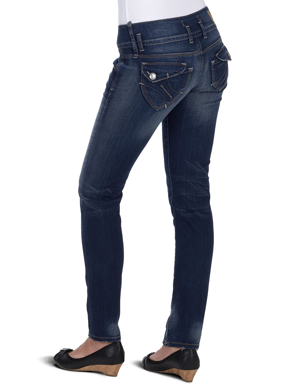 413955efc42f02 Fornarina Kitty Stretch Women's Jeans Deep Indigo 26/30: Amazon.co.uk:  Clothing