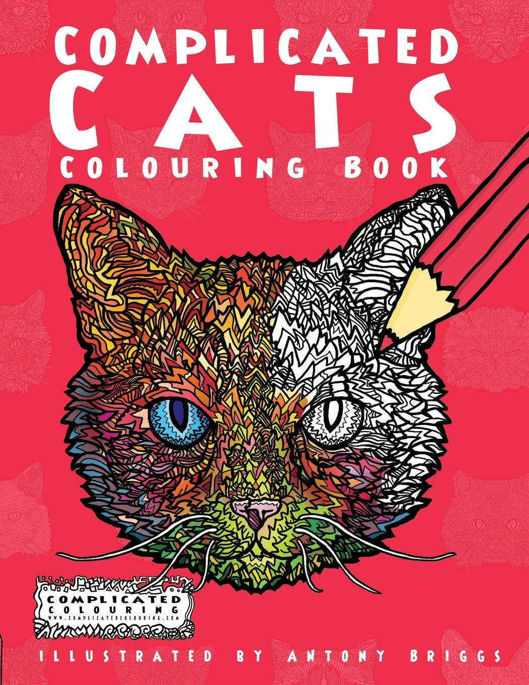 Complicated Cats: Colouring Book (Complicated Colouring)