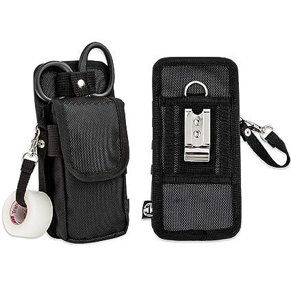 6d30ff40e60 Tactical EMT Tool Belt Pouch/Holster for Trauma Shears, Bandage Scissors,  Medical Supplies, Penlight, Nurse Accessories
