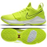 3eba6e9b7c5b Nike PG1 Paul George Tennis Ball 878627-700 Volt White Men s Basketball  Shoes